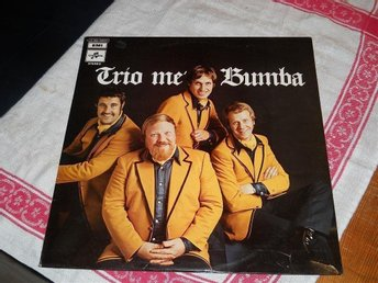 TRIO ME BUMBA--Same.      LP