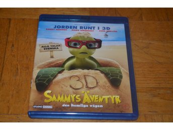 Sammys Äventyr 3D - 2010 - Bluray Blu-Ray