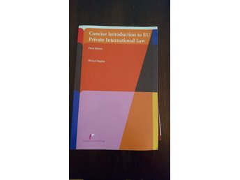 Concise introduction to EU private international law. + Casebook