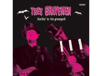 Gravemen, Thee - Rockin in the Graveyard - 7''
