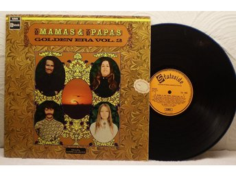 MAMAS & PAPAS - GOLDEN ERA VOL 2