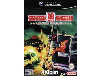 18 Wheeler - Eighteen Wheeler - Nintendo Gamecube