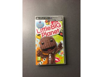 Little Big Planet - PSP - Sony PSP