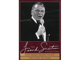 Sinatra Frank: Caesars Palace + First 40 years (DVD)