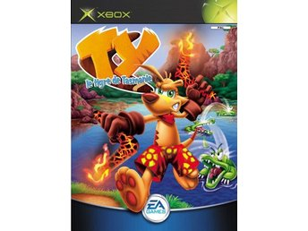 Ty the Tasmanian Tiger - XBOX - Komplett