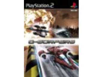 G Surfers PlayStation 2 - Begagnade Spel