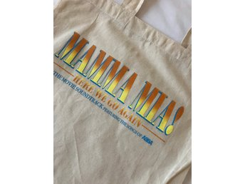 ABBA - exclusive Mamma Mia tote bag