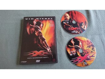 XXX - 2 disc special edition - DVD