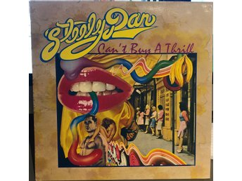 STEELY DAN - CANT BUY A THRILL SWE PRINT MCA AB 758 80-tal?