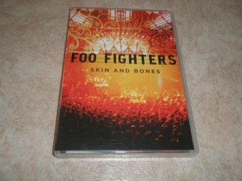 Foo Fighters, Skin and bones, (2006), DVD, Dave Grohl