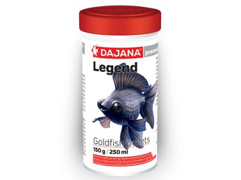Legend  Guldfisk pellets