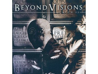 Beyond Visions ‎–Catch 22 cd Swedish goth metal with female