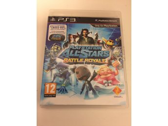 Playstation All-Stars Battle royale.