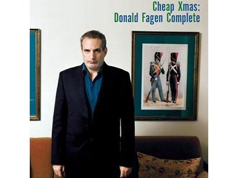Fagen Donald: Cheap Xmas / Complete 1982-2012 (5 CD)