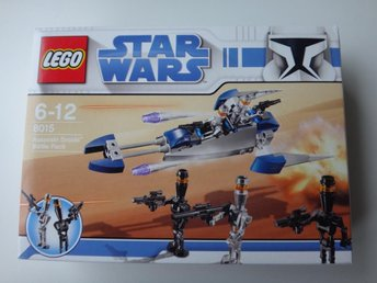 Star Wars Lego 8015 Assassin Droids Battle Pack Se Beskrivn