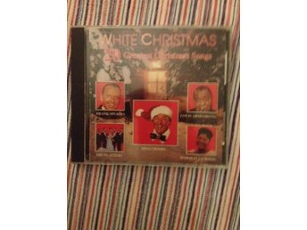 "White Cristmas      ""20 Greatest Christmas Songs"""