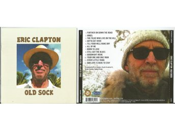 EIRC CLAPTON - Old Sock (CD 2013)