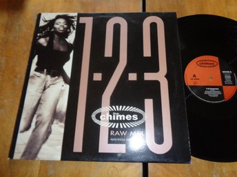 "The Chimes ""1-2-3 Raw Mix"""