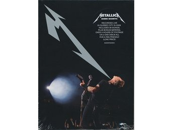 Metallica - Quebec Magnetic (2-Disc DVD, NY-INPLASTAD DIGIPACK)