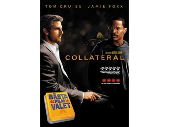 Collateral (Tom Cruise, Jamie Foxx) DVD
