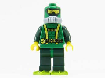 Lego Figurer - Marvel Superheroes - Hydra Diver  SHE 9