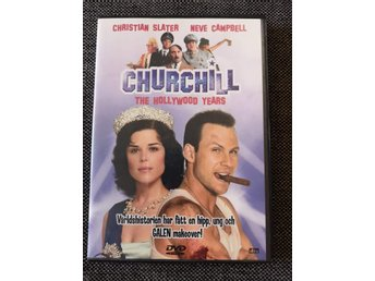 CHURCHILL - THE HOLLYWOOD YEARS (Christian Slater, Neve Campbell)