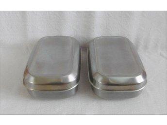 Välkända Teaklådor 2 st fina (359655050) ᐈ Köp på Tradera YG-95