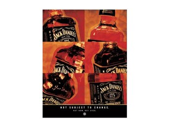 Jack Daniels - Not subject to change