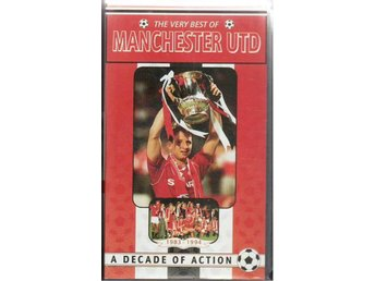Fotboll, The best of Manchester united, VHS