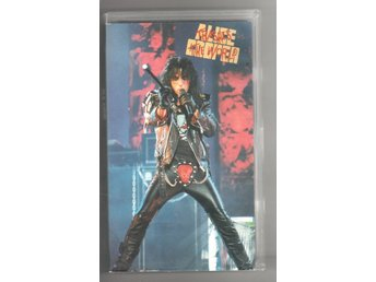 Alice Cooper - Trashes the world VHS