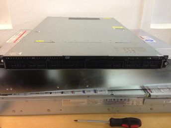 HP Proliant DL120 G6 G6950 8GB 2x500GB 1xPSU 599148-425