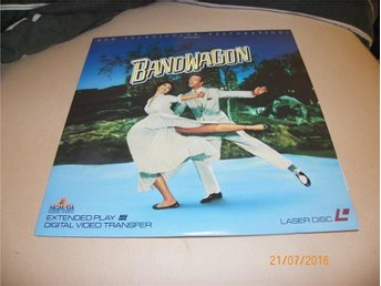 The Band wagon - 1 st Laserdisc