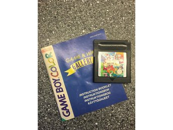 Game & Watch Gallery 3 , Game Boy Color