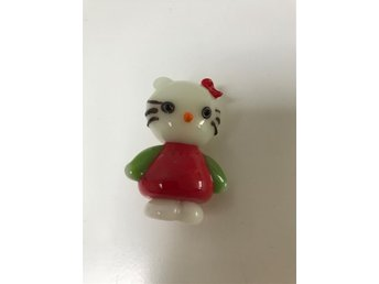 Glasfigur Hello Kitty
