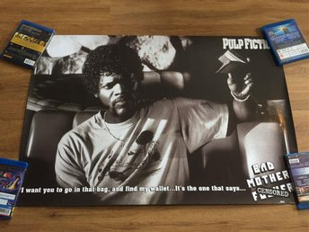Poster - Pulp Fiction - 91x61