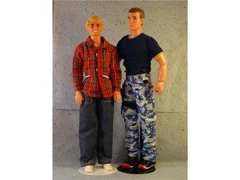 2 Ställningar gjorda för att passa till Ken med flera - Alingsås - 2 Ställningar gjorda för att passa till Ken med flera - Alingsås