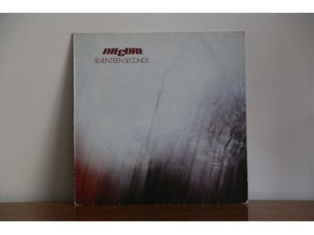THE CURE- seventeen seconds-UK1982(RE) FIX 004/Polydor 2383 574/ INDIE/SYNTH/N.W