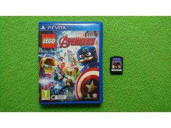 Lego Marvel Avengers Playstation Vita ps vita