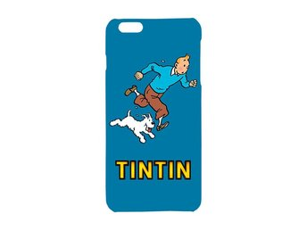 The Adventures of Tintin iPhone 6+ Plus skal / mobilskal
