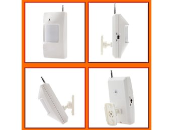 Sensor for GSM/PSTN Auto Dial Home Alarm System 433 MHz Wireless Detector
