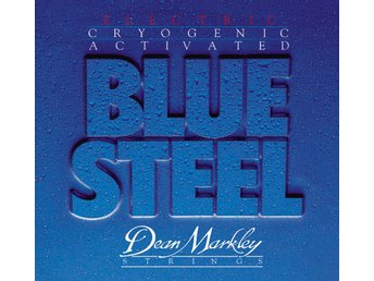 Dean Markley  Blue Steel  # 2556     Gauge 10-46