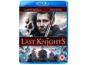 Last Knights (Morgan Freeman, Clive Owen) - Bluray Blu-Ray