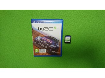 WRC 5 Playstation Vita ps