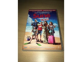 DVD-film: Sune i Grekland - All inclusive