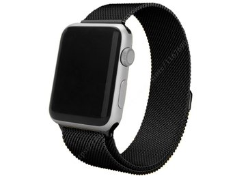 Apple watch 42mm -SVART-