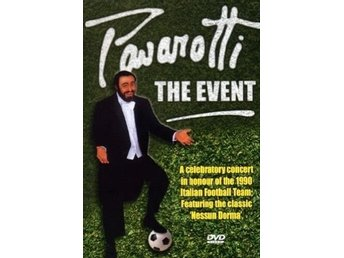 Luciano Pavarotti - The Event - DVD