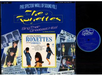 THE RONETTES - SING THEIR GREATEST HITS
