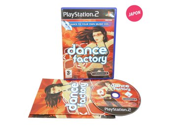 Dance Factory (EUR / PS2)
