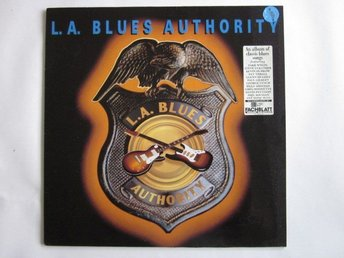 L.A. Blues Authority LP Zakk Wylde, Quiet Riot, Toto, Dokken
