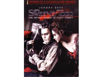 Sweeney Todd: The Demon Barber of Fleet Street / DVD